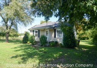 704± sf 2 BR, 1 BA Home on .23± Acres Located at 307 Church St - Now Selling Absolute