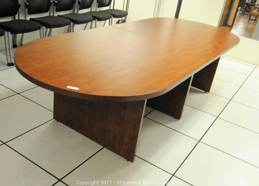 McLemore Auction Company Auction Desks Chairs Office Supplies - Conference table accessories