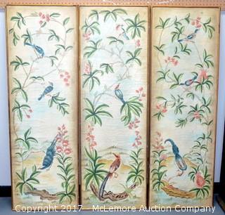 Set of 3 Decorative Panels