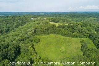 28± Acres with Hilltop Building Site