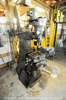 Hartford Model 20-S Mill