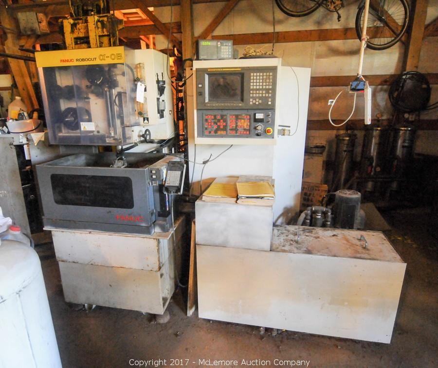 McLemore Auction Company - Auction: Clausing Metal Lathe