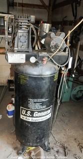 U.S. General Air Compressor Model US660V
