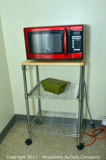 Cart and Emerson Microwave