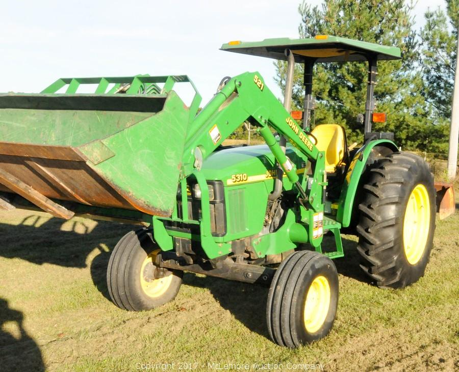 McLemore Auction Company   Auction: John Deere Tractor, Mowers, Lawn  Equipment, Tools, Tool Chests, Furniture, Appliances, Electronics, Home  Decor And ...