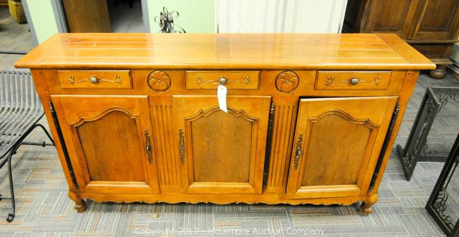 Sideboard  Pierre Deux French Country By Henredon. U2039u203a