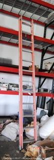 Werner 24 Foot Fiberglass Extension Ladder