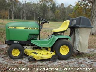 """John Deere 180 Mower 46"""" Cut"""