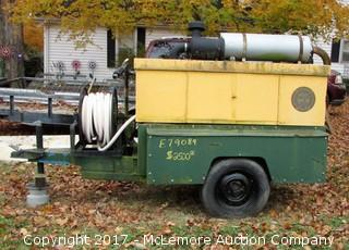 Sullair Compressor - Towable