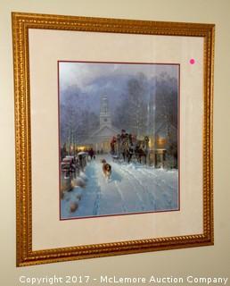 Framed Print by Guy Harvey