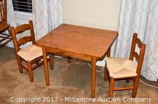Childrens Table & Chairs