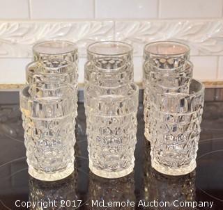 (9) Piece Set of Fostoria Glassware