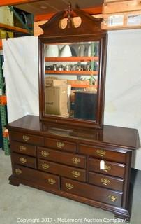 Dresser and Mirror Combo by Kincaid