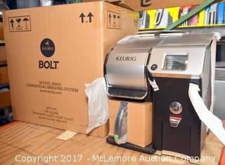 Keurig Bolt Z6000 Commerical Brewing System (New)
