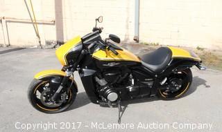 2014 Suzuki Boulevard M109R Cruiser Motorcycle