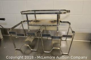 (3) Chafer Stands