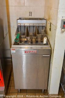 Vulcan Gas Fryer