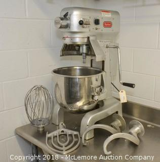 Berkel Stand Mixer with Attachments