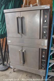 Hobart Double Decker Convection Oven