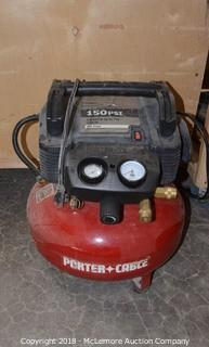 Porter Cable 150psi Electric Air Compressor