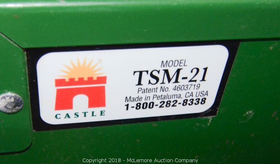 McLemore Auction Company - Auction: Surplus Tools, Machinery