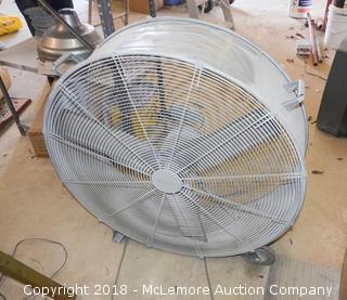 Large Shop Fan