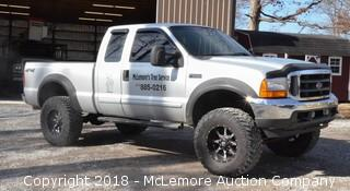 2001 Ford F250 - See Video