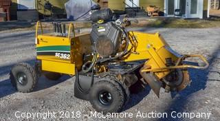 2016 Vermeer SC362 Stump Grinder - See Video