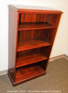 Wooden 4 Shelves Bookcase
