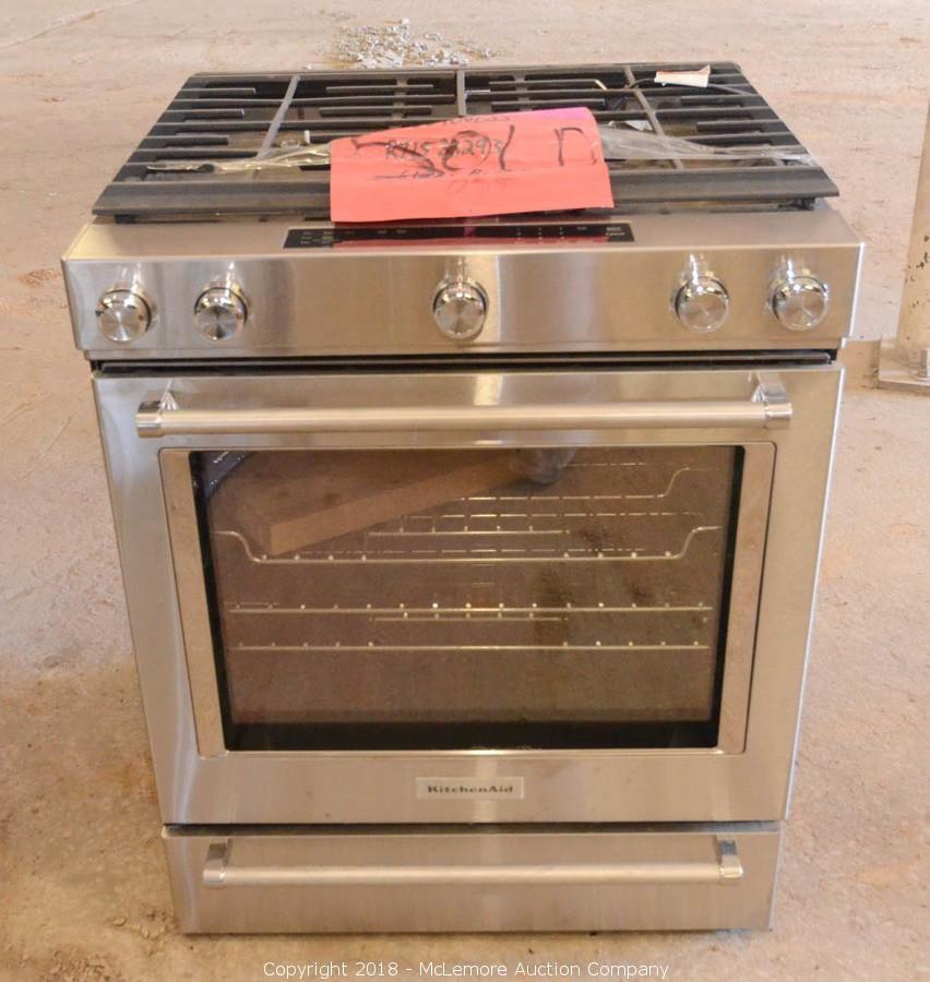 Mclemore Auction Company Auction Surplus Appliances Fixtures