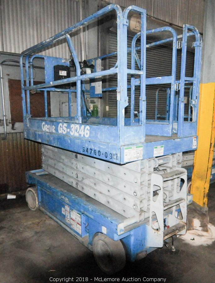 McLemore Auction Company - Auction: Industrial Equipment, Material
