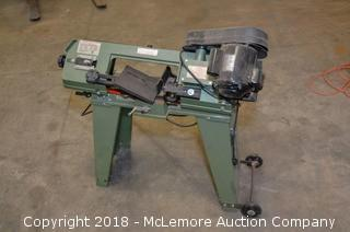 "Central Machinery 4.5"" Metal Cutting Bandsaw"