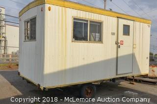 Acton Mobile Industries Office Trailer (Bill of Sale Only)
