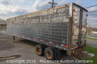 42' American Trailers, inc. Trailer--Storage Only--No Title