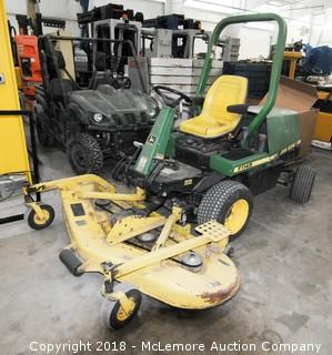 """John Deere F1145 Front Deck Mower with Diesel Engine with 72"""" Cut"""