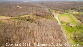 18.55± Acres with Hardwood Timber