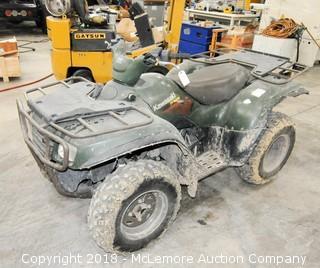 Kawasaki Prairie 650 ATV