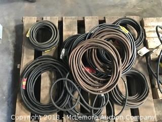 Pallet of Round Belts