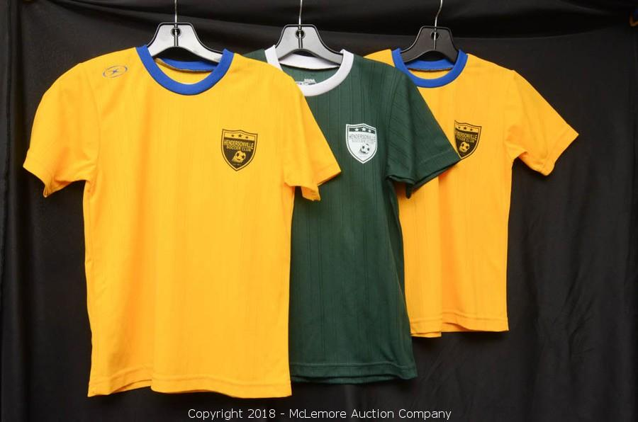 8393aa3ef McLemore Auction Company - Auction  Soccer Equipment