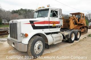 1990 Peterbilt 378 Conventional Semi Truck Tractor - 505 Highway 64 West
