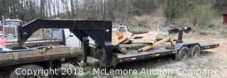 Gooseneck 2 Axle Trailer - 505 Highway 64 West