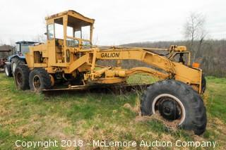 Galion T-500L Road Grader  - Call (615) 509-2428 for location info