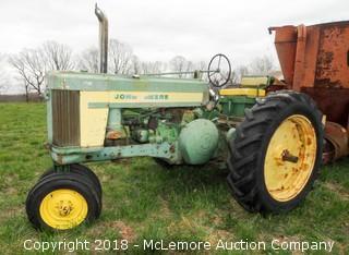 1959 John Deere 630 2 Cylinder Tractor - 1109 Hwy 99