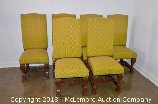 Upholstered Antique Chairs