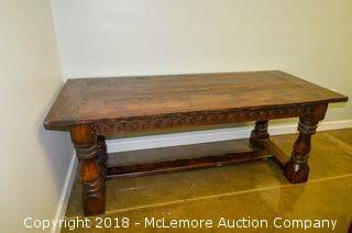 Antique Dining Table from Northgate Gallery