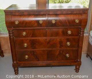 Antique Federal Style Dresser