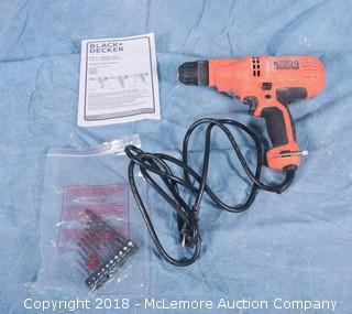 Black and Decker DR260 Power Drill