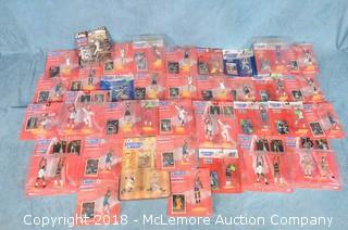 Assortment of Starting Lineup Sports Figurines