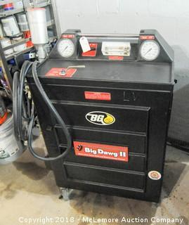 Big Dawg II Heavy Duty Power Flush & Fluid Exchange System