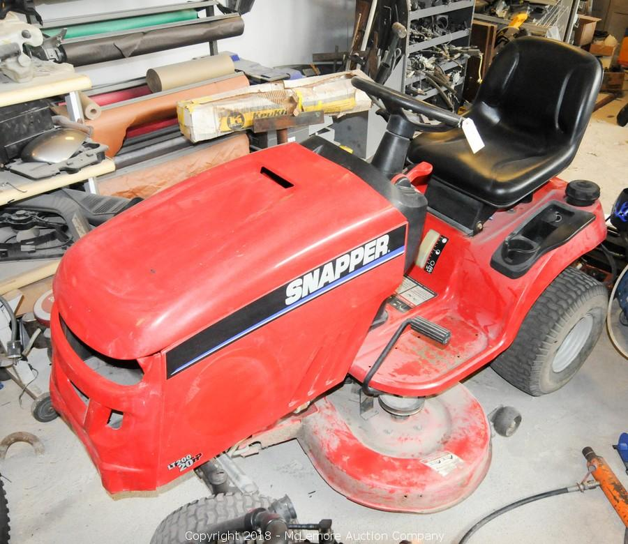 McLemore Auction Company - Auction: Vehicles, Boats, Tools